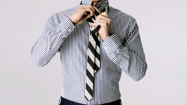 How to tie the perfect tie knottter gq ccuart Image collections