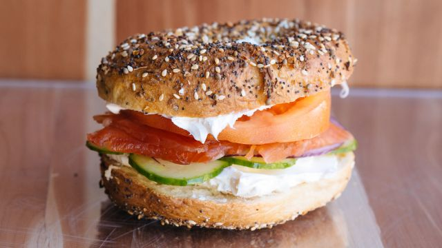Watch video for You Really Need to Try This Bagel