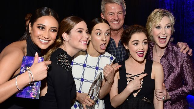 Pretty little liars history 85 times the girls should have told the cast of pretty little liars celebrates national m4hsunfo