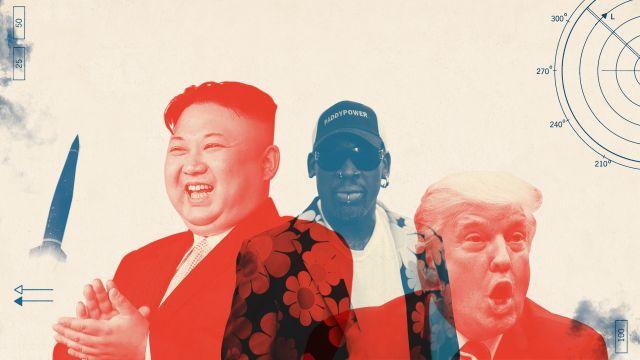 similarities between north korea and 1984
