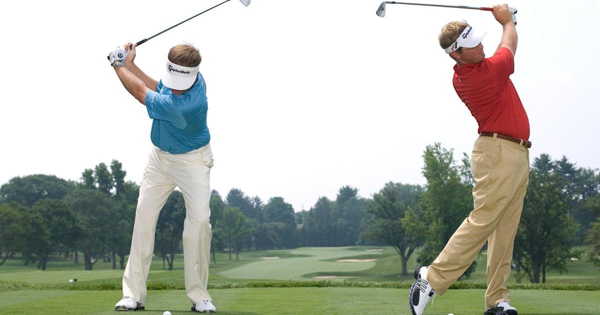 Golf Digest: Stack & Tilt Video Series