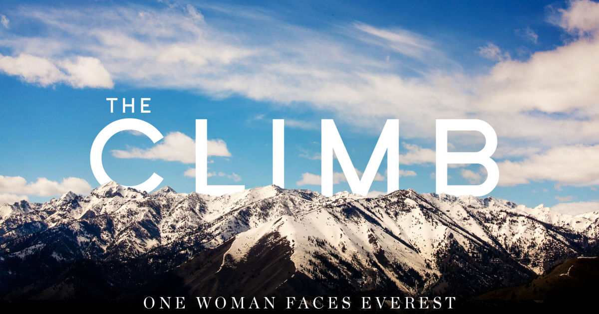 Glamour: The Climb: One Woman Faces Everest Video Series