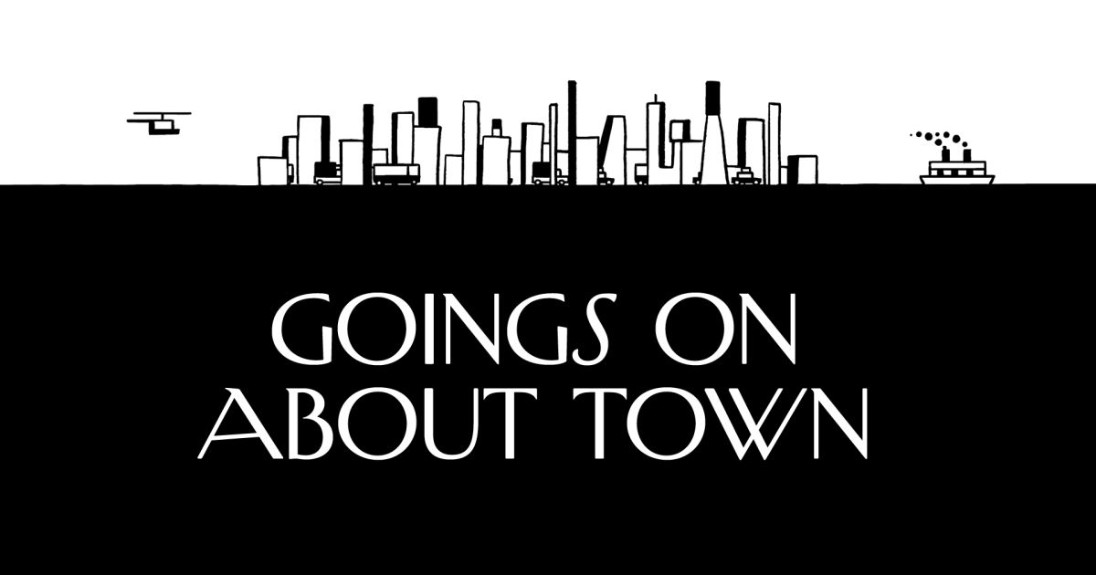 The New Yorker: Goings On About Town Video Series