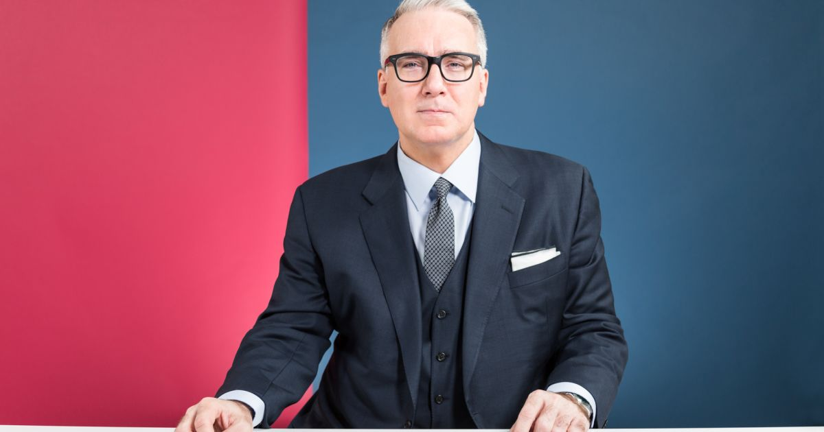Image result for Keith Olbermann