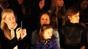 Glamour Editor in Chief Cindi Leive Attends Fashion Designer Phillip Lim's Show