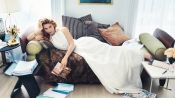Homeland's Claire Danes Spills Secrets at Glamour Shoot