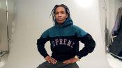 A$AP Rocky's Teen Vogue Photo Shoot