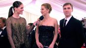 Jennifer Lawrence Always Takes Raf Simons' Advice