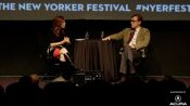 Christoph Waltz and Susan Orlean (Full)