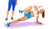 Tone Your Abs in Plank