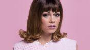 See Makeup Pro Kandee Johnson Transform into 1964 Supermodel Jean Shrimpton in 30 Secs!