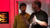 Meet the Cast & Crew of Star Trek Continues with Vic Mignogna