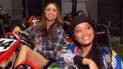 Cupcakes and Go-Karts with Keke Palmer and Bestie Jessica Shamburger