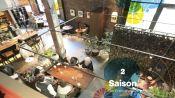 Saison, the #2 Best New Restaurant in America 2013