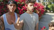 The Janoskians Perform a Special Rap for Teen Vogue's Back-to-School Event