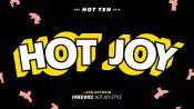 Hot Joy: Fried Rice, Hot Joy-Style