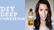 DIY 3-Ingredient Deep Condition