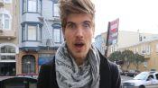 YouTube Star Joey Graceffa Explores Pier 39 in San Francisco