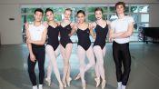 Meet the Star Dancers at Miami City Ballet School
