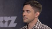 How Robert Redford Almost Made Topher Grace Cry