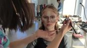 Teen Vogue Presents a Fashionable Halloween - Contouring Fail