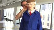 Teen Vogue Presents a Fashionable Halloween - Bill Cunningham
