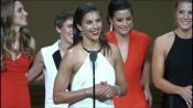 Seth Meyers Presents Glamour's Women of the Year Awards to the U.S. National Soccer Team