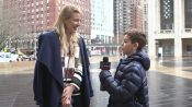 A Fourth Grader Goes to New York Fashion Week