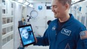 5-Year-Olds Ask an Astronaut What It's Like to Be in Outer Space