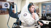 Watch Brent Rose Epically Fail NASA's Astronaut Test