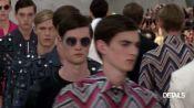 Louis Vuitton: Spring 2015 Menswear Runway Recap