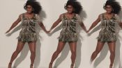 Watch Serena Williams Dance Like Tina Turner