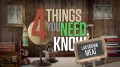 4 Things You Need To Know About Lab Grown Meat