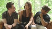 Lily Aldridge Talks Beauty and Wellness with Her Glam Squad