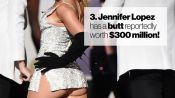 8 Celebrities With Insured Body Parts