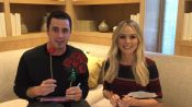 Ben and Lauren of The Bachelor Play the Pre-Newlywed Game