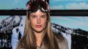 11 Times Celebrities Hit the Slopes