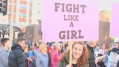 These Voices From the Women's March Remind Us That We Still Have Work to Do
