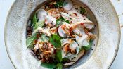 Rice Vermicelli With Chicken