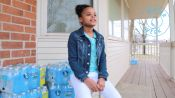 What It's Like to Cook Dinner With Little Miss Flint
