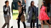 Malia Obama Style Evolutions