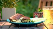 This Healthy Pear and Brussels Sprout Grilled Cheese Will Make Your Day