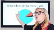 Kate McKinnon Improvises a PowerPoint Presentation