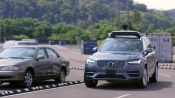What Uber Learned from a Year of Self Driving