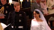 Meghan Markle and Prince Harry Exchange Their Vows