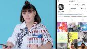 Charli XCX Breaks Down Her Favorite Instagram Follows