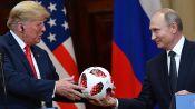 The Absurdity of the Trump-Putin Summit in Helsinki