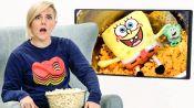 Hannah Hart Reviews the Internet's Most Popular Food Videos | Food Film School