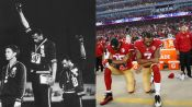 A Hundred Years of American Protest, Then and Now