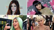 Kylie Jenner's 21-Year Hair Journey